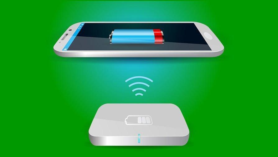 Как работает беспроводная зарядка для телефона или как выбрать беспроводную зарядку для смартфона - изображение
