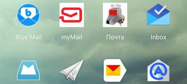 Как настроить почту на Андроиде телефоне или планшете - изображение