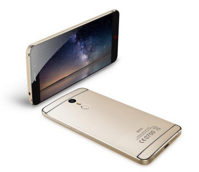 Смартфон UMi Max выполненный в металлическом корпусе за $119.99 - изображение