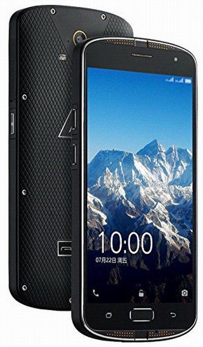 Анонсирован бронированный смартфон AGMX1 с внушительным аккумулятором - изображение