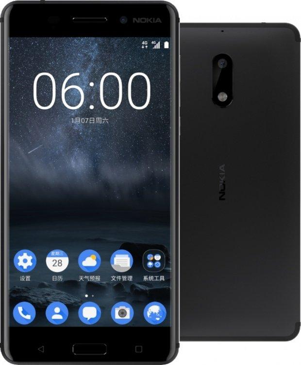 Модель Nokia 6: возвращение финского производителя - изображение