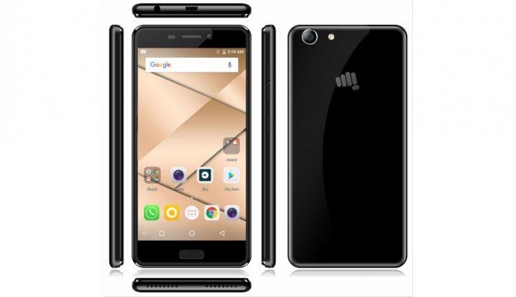 Компания Micromax выпустила бюджетный смартфон Canvas 2 с защитной поверхностью Corning Gorilla Glass 5  - изображение