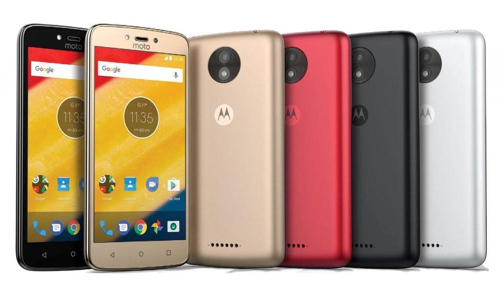 Устройства Moto C и Moto C Plus получили OC Android 7.1 Nougat  - изображение
