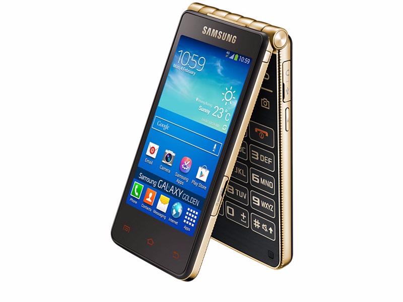 В сети обнаружены первые фото раскладушки Samsung SM-G9298 - изображение