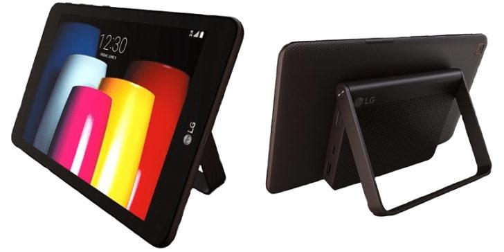 Планшет LG GPad X2 8.0 Plus оснастили дополнительной док-станцией - изображение