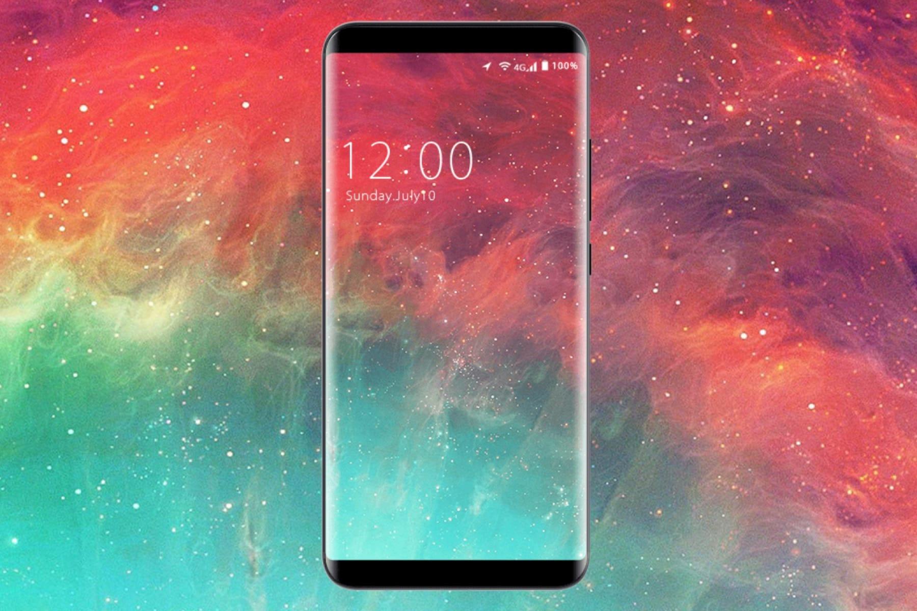 UmiDigi S2 - первый смартфон, с соотношением сторон дисплея 18:9 и аккумуляторной батареей, емкостью 6000 мА•ч - изображение