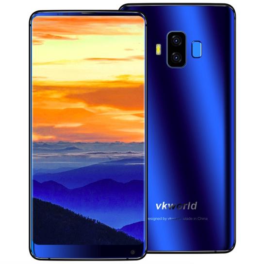 Смартфон Vkworld S8 получил аккумулятор на 5500 мАч - изображение