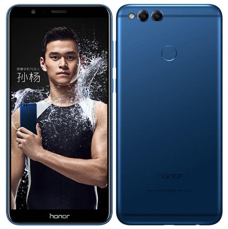 Анонсирован выход смартфона Honor 7X на базе процессора Kirin 659 с дисплеем Full HD+ - изображение
