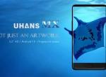 Uhans Mix 2 - новый безрамочник с чипом Helio P30  - изображение