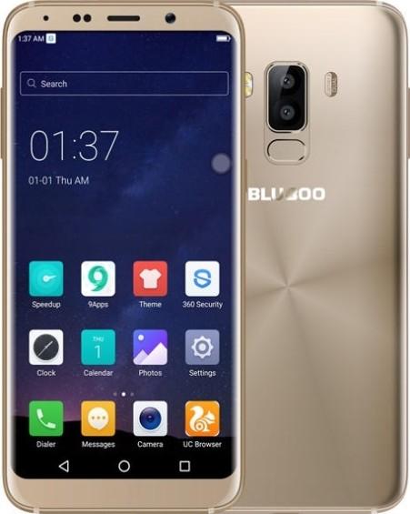 Bluboo S8 Lite - утонченная форма с посредственной начинкой - изображение