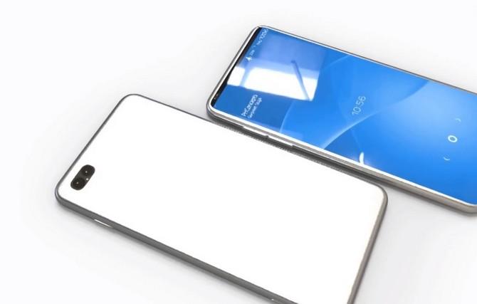 Базрамочный смартфон Sony Xperia A Edge замечен на рендерах - изображение