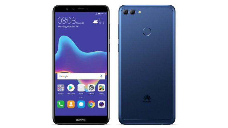 Официальный релиз смартфона Huawei Y9 (2018): сразу 4 камеры и мощный аккумулятор - изображение