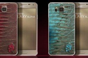 Samsung Galaxy Alpha – знакомый смартфон в новой обертке  - изображение