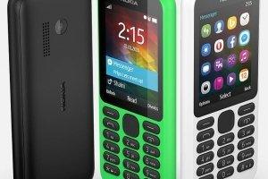 Nokia 215 – звонилка с доступом к интернету - изображение