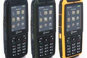 SenseIT P101 – качественный бюджетный телефон внедорожного типа  - изображение