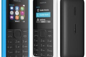 Microsoft Nokia 105 – обновленный телефон со старым ценником  - изображение