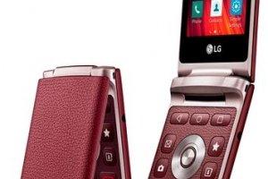 LG Wine Smart – смартфон раскладушка нового поколения - изображение