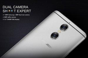 Doogee Shoot 1 - очередной китайский смартфон со сдвоенной камерой - изображение