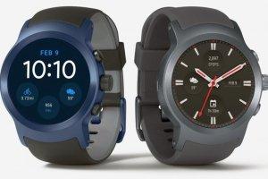 Новые умные часы LG Watch Sport и Watch Style, оснащённые дисплеями POLED и поддерживающие... - изображение