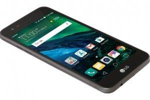 Анонс доступного смартфона LG Fortune  - изображение