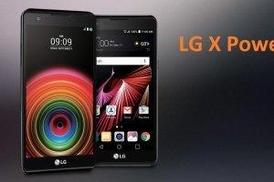 Смартфон LG X Power 2 получил мощный аккумулятор и