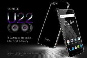 Стали известны характеристики смартфона Oukitel U22  - изображение