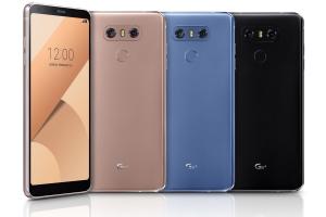 Компания LG выпустит улучшенный смартфон G6+ - изображение