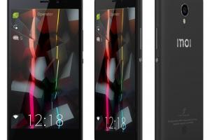 Мобильное устройство Inoi R7 на основе Sailfish Mobile OS RUS поступил на рынок продаж - изображение