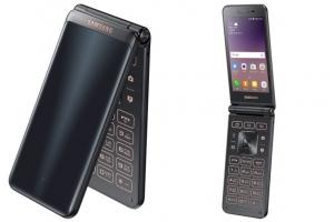 Samsung Galaxy Folder 2 - раскладушка за $260 - изображение