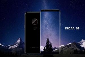 Выпущен смартфон KIICAA S8, дизайн которого схож с Samsung S8    - изображение