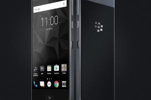 BlackBerry Motion - водонепроницаемая новинка от BlackBerry  - изображение