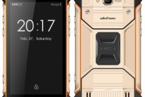 Ulefone Armor 2S: новый смартфон с защитой по стандарту IP68 - изображение