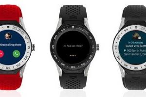 Умные часы Tag Heuer Connected Modular 41: качественный дисплей и больше памяти - изображение