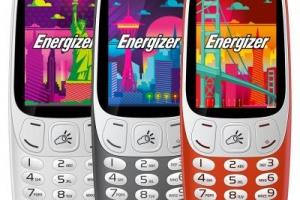 Кнопочник Energizer Energy E240S с поддержкой 4G VoLTE - изображение