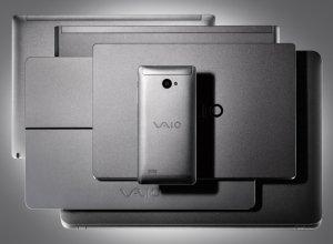VAIO Phone A – модель выполненная в металлическом корпусе на базе чипа Snapdragon 617 - изображение