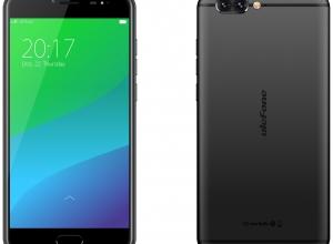 Смартфон Ulefone Gemini Pro - стильная новинка, получившая SoC Helio X27 и сдвоенную камеру  - изображение