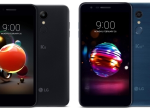 Официальный дебют смартфонов LG K8 2018 и K10 2018 с дисплеем HD - изображение