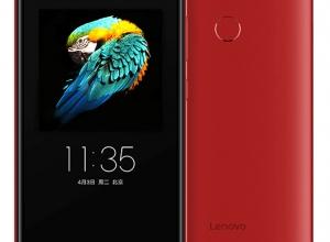 Аппарат Lenovo S5 получил три камеры и дисплей Full HD+ - изображение