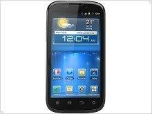 В России представлен смартфон ZTE V970 - изображение