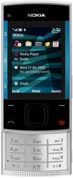 Фото Nokia X3