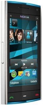 Фото Nokia X6