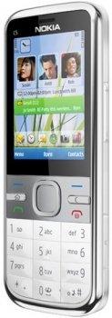 Фото Nokia C5 5MP