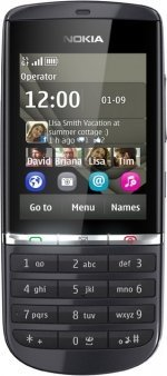 Фото Nokia Asha 300