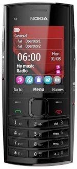 Фото Nokia X2-02