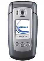 Фото Samsung E770
