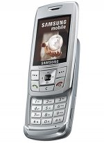 Фото Samsung E250