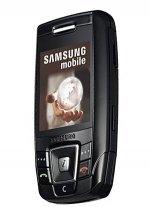 Фото Samsung E390