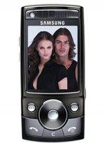 Фото Samsung G600