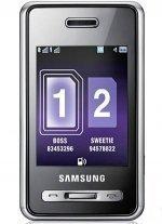 Фото Samsung D980 Duos