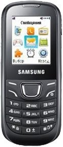 Фото Samsung E1225